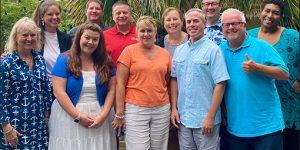 Visit Savannah Staff Leadership Retreat