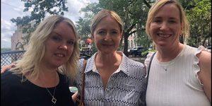 Visit Savannah Welcome Women in Aviation Meeting Planners