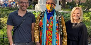 Visit Savannah Host National Geographic UK Journalist