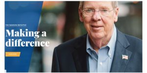 U.S. Senator Johnny Isakson Raising Funds and Awareness for Neurocognitive Diseases