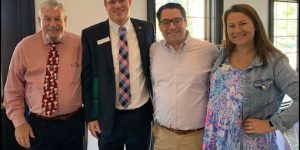 Chamber Holds October Speed Networking at Savannah Country Club