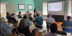 Visit Tybee Team Presents Recent Efforts to Board