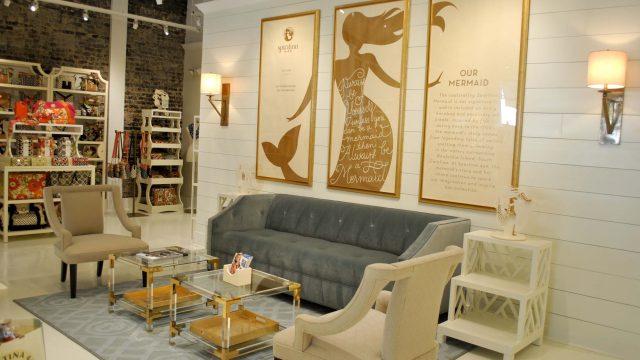 317 W. Broughton Store interior