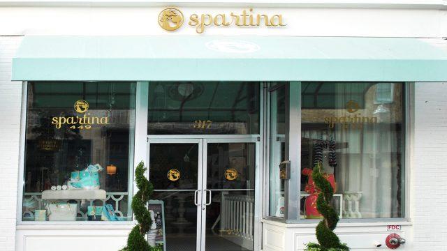 Spartina 449 Store Exterior