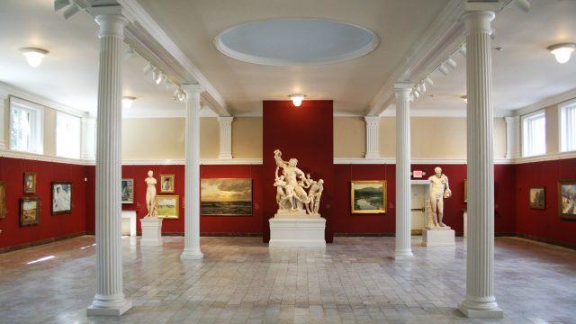 Telfair Academy Sculpture Gallery