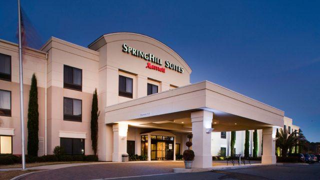 SpringHill Suites Savannah I95 South