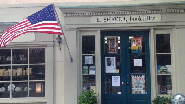 E Shaver Bookseller