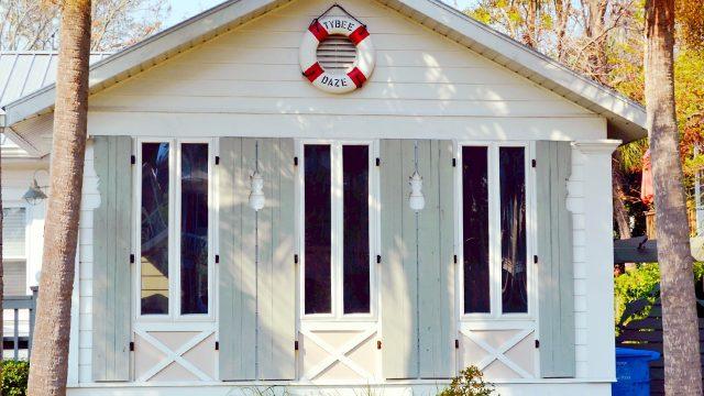 Tybee Daze Cottage circa 1958