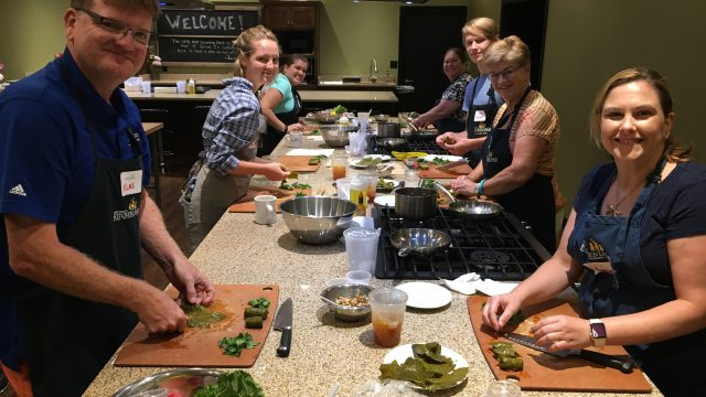 EXPLORE CUISINES AND LEARN HANDS-ON!