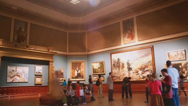 Telfair Gallery