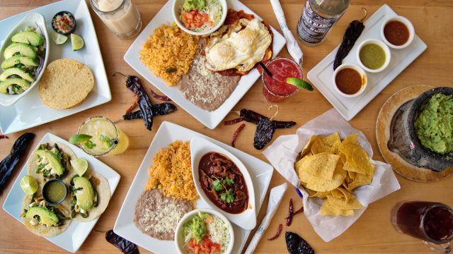 Voted Savannah's Best Mexican Restaurant