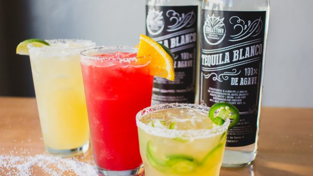 Margaritas and Tequila cocktails