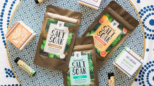 Effervescent Salt Soaks