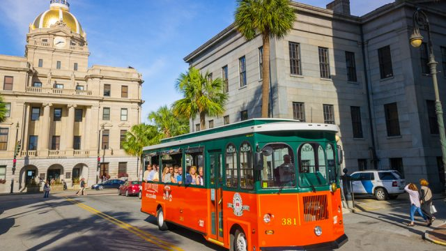 Tour The Best Of Savannah
