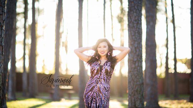 Savannah Glamour