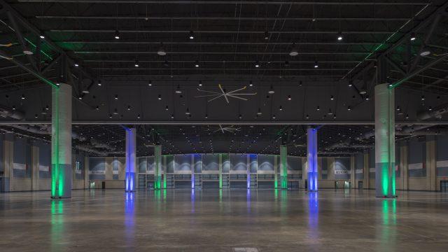 SITCC Exhibit Hall