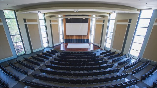 Oglethorpe Auditorium