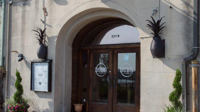 Dub's Front Entrance