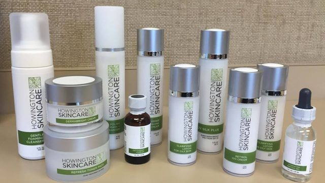 Howington Skincare Products