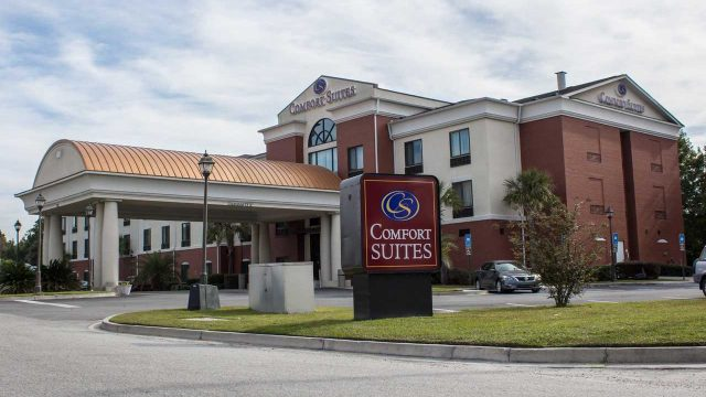 Comfort Suites Savannah North