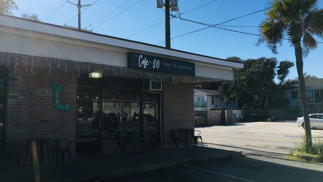 Cafe on 80