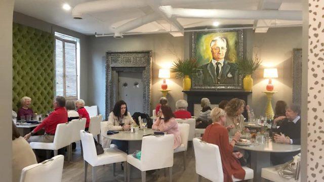 Cohen's Retreat Dining Room
