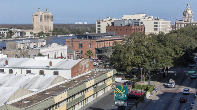 Quality Inn Savannah Historic District