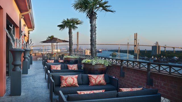 Rocks Rooftop Lounge