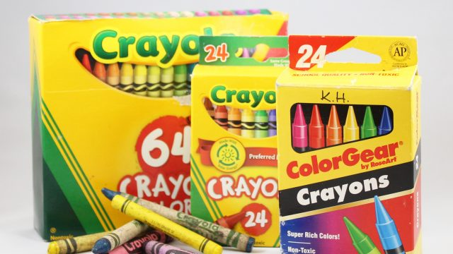 We also carry supplies for kids!