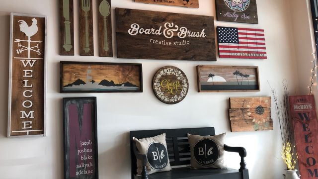 Welcome to Board & Brush