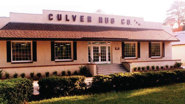 Culver Rug Company; 408 Bonaventure Road