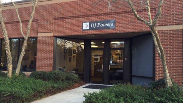 D. J. Powers Front Office Shot