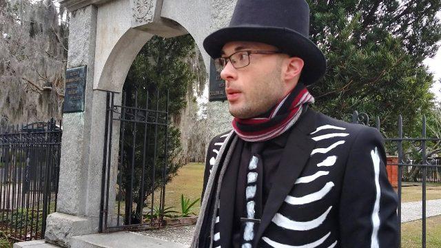 Mr Bones waits for you!