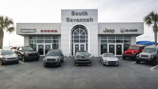 Chrysler DJR South Savannah