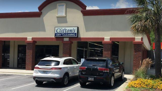 CliftonsDryClean