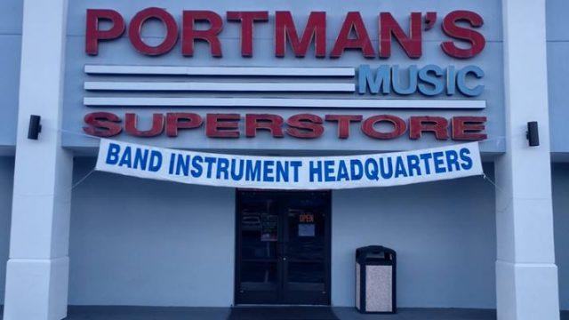 PortmansMusicSuperstore