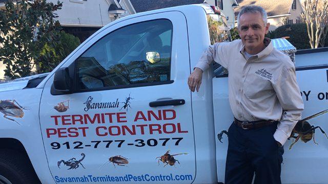 Savannah Termite & Pest Control