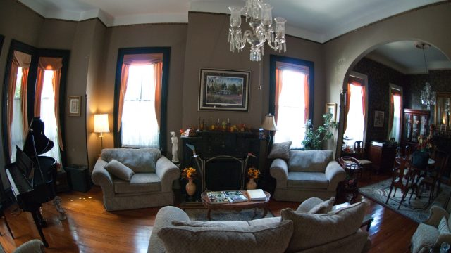 Both front rooms