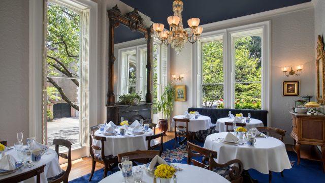 Hamilton-Turner Inn Dining Room