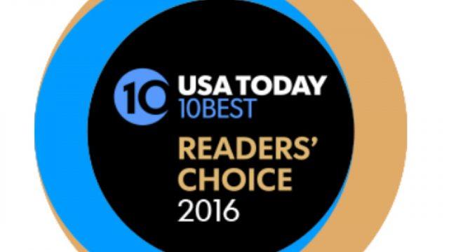 USA TODAY Readers Choice Award