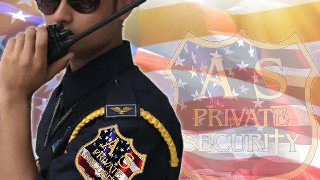 A S Private Security