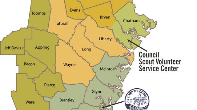 Coastal Georgia Council Boy Scouts of America