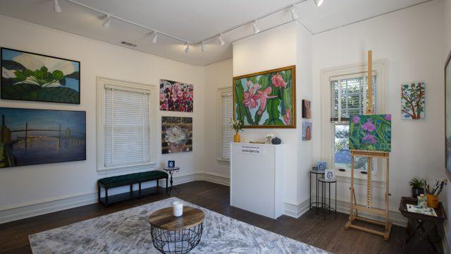 Laura Till Barton studio 10