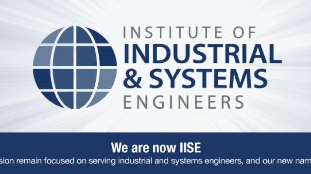 InstituteofIndustrial&SystemsEngineers