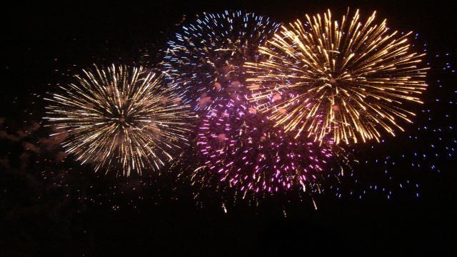 Falcon Fireworks