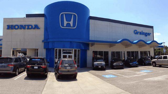 Grainger Automotive Group-Honda/Nissan