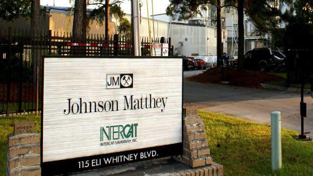 Johnson Matthey Process Technologies, Inc.