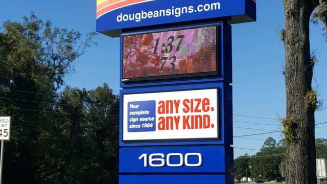 Doug Bean Signs