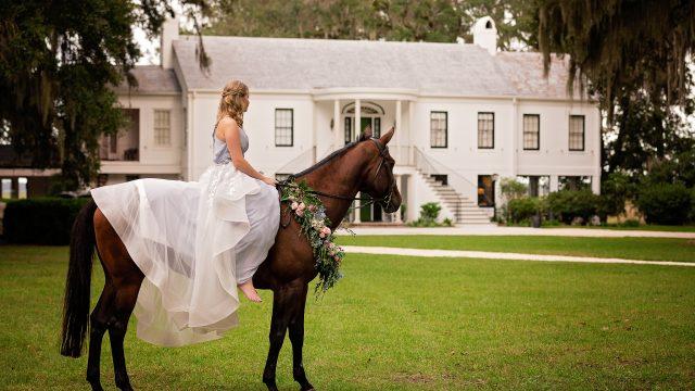 Weddings at HollyOaks Plantation