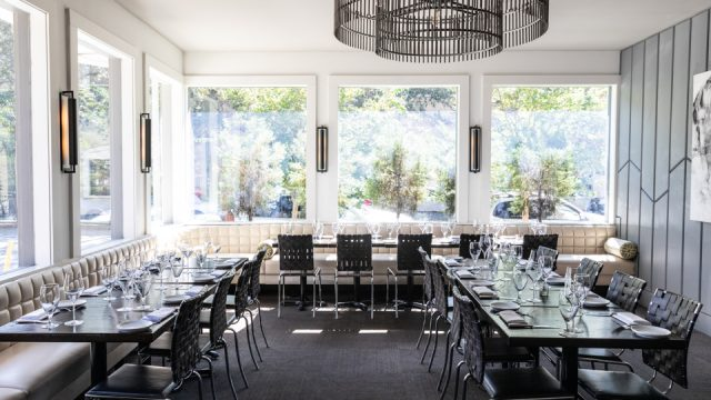 Our Private Dining Room is ideal for events with up to 40 guests.